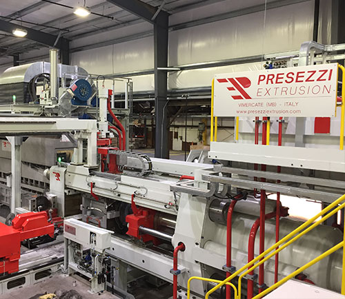 Presezzi Extrusion Group - Presezzi Extrusion S.p.A.